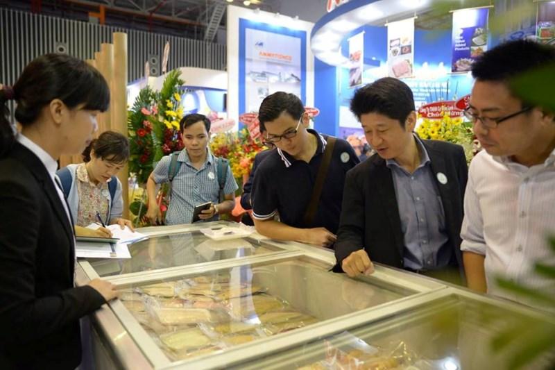 Hội chợ thủy sản quốc tế lớn nhất Việt Nam tại TP.HCM