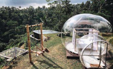 Khách sạn bong bóng hot nhất Đà Lạt