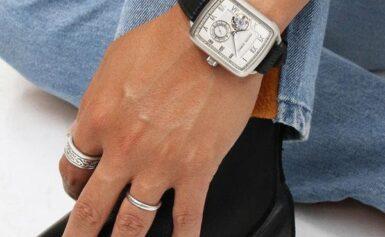 """Những mẫu đồng hồ nam mặt vuông Master Works """"hot"""" nhất thị trường"""