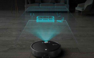 Robot hút bụi xiaomi nổi bật với khả năng di chuyển an toàn tuyệt đối