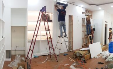 Dịch vụ sửa nhà tại Quận 1 -Những điều bạn cần lưu ý